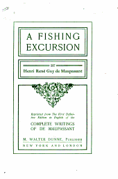 A Fishing Excursion