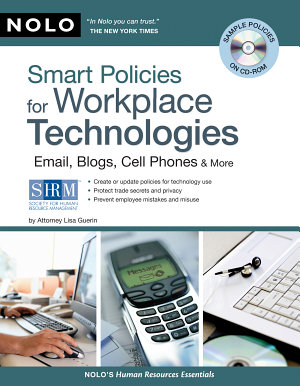 Smart Policies for Workplace Technologies PDF