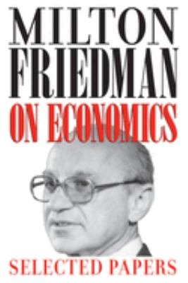 Milton Friedman on Economics PDF