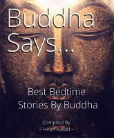 Buddha Says PDF