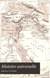 Histoire universelle: Les asiatiques, assyriens, hébreux, phéniciens