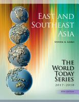 East and Southeast Asia 2017 2018 PDF