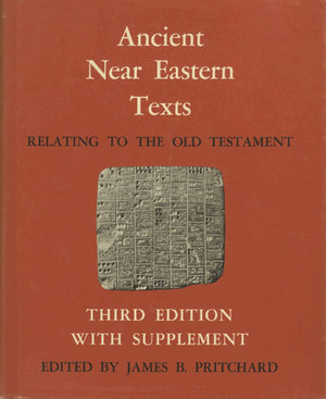 Ancient Near Eastern Texts Relating to the Old Testament with Supplement PDF