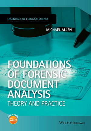 Foundations of Forensic Document Analysis PDF