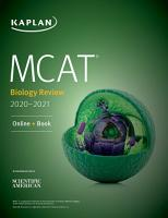 MCAT Biology Review 2020 2021 PDF
