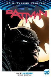 Batman Vol. 1: I Am Gotham: Volume 1