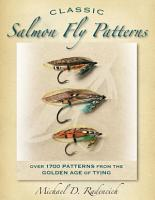 Classic Salmon Fly Patterns PDF