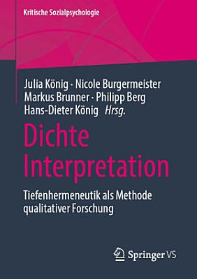 Dichte Interpretation PDF