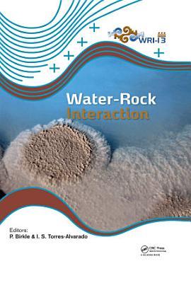 Water-Rock Interaction XIII