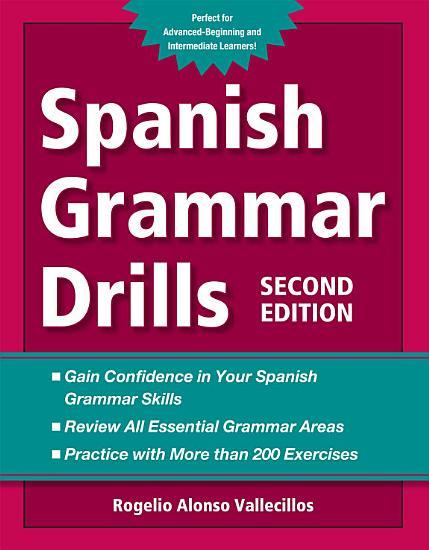 Spanish Grammar Drills PDF