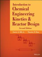Introduction to Chemical Engineering Kinetics and Reactor Design PDF