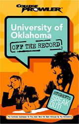 University Of Oklahoma College Prowler Off The Record Book PDF