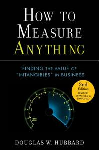 How to Measure Anything Book