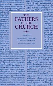 Homilies on Jeremiah and 1 Kings 28