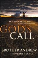 God s Call Book