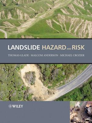 Landslide Hazard and Risk
