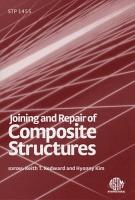 Joining and Repair of Composite Structures PDF