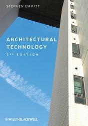 Architectural Technology PDF