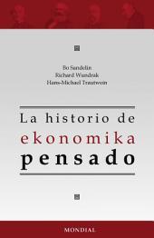La Historio de Ekonomika Pensado (Fakliteraturo en Esperanto)