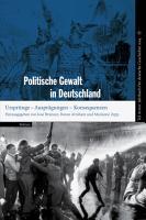 Politische Gewalt in Deutschland PDF