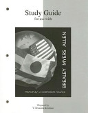 Study Guide for Use with Brealey  Myers  Allen  Principles of Corporate Finance Book
