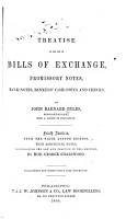 A Treatise of the Law of Bills of Exchange PDF
