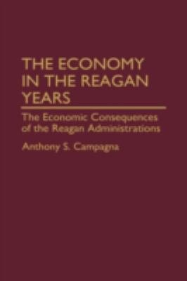 The Economy in the Reagan Years PDF