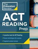 Princeton Review ACT Reading Prep