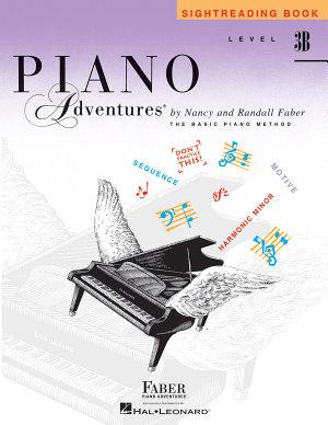 Piano Adventures   Level 3B Sightreading Book