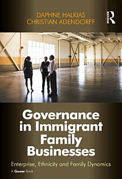 Governance in Immigrant Family Businesses PDF