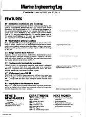 Marine Engineering log PDF