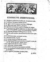 Diss. ... de singularibus iuribus circa ineunda matrimonia principum et statuum Imperii