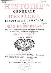 Histoire generale d'Espagne