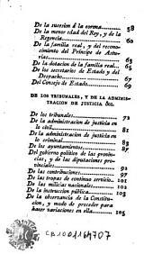 Constitucion política de la monarquía española: promulgada en Cadiz a 19 de marzo de 1812