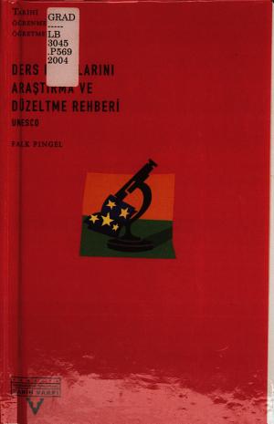 Ders Kitaplarini Arastirma Ve Duzeltme Rehberi Unesco