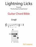 Guitar Chord Bible PDF