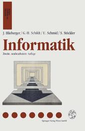 Informatik: Ausgabe 2
