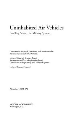 Uninhabited Air Vehicles