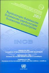 Report Intl Narcotics Control Brd 03