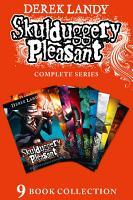 Skulduggery Pleasant   Books 1 9 PDF