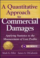A Quantitative Approach to Commercial Damages PDF
