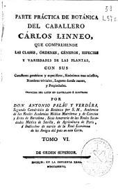Parte práctica de botánica: Volumen 7