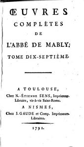 Oeuvres complètes: Volume17