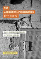 The Accidental Possibilities of the City PDF