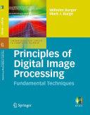 Principles of Digital Image Processing PDF