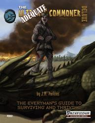Adequate Commoner Deluxe For Pathfinder Book PDF
