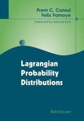 Lagrangian Probability Distributions