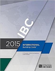 2015 International Building Code ICC IBC