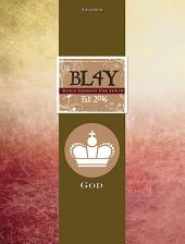 Bible Lessons for Youth Fall 2016 Leader: God
