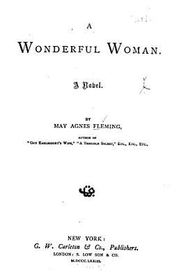 A Wonderful Woman PDF